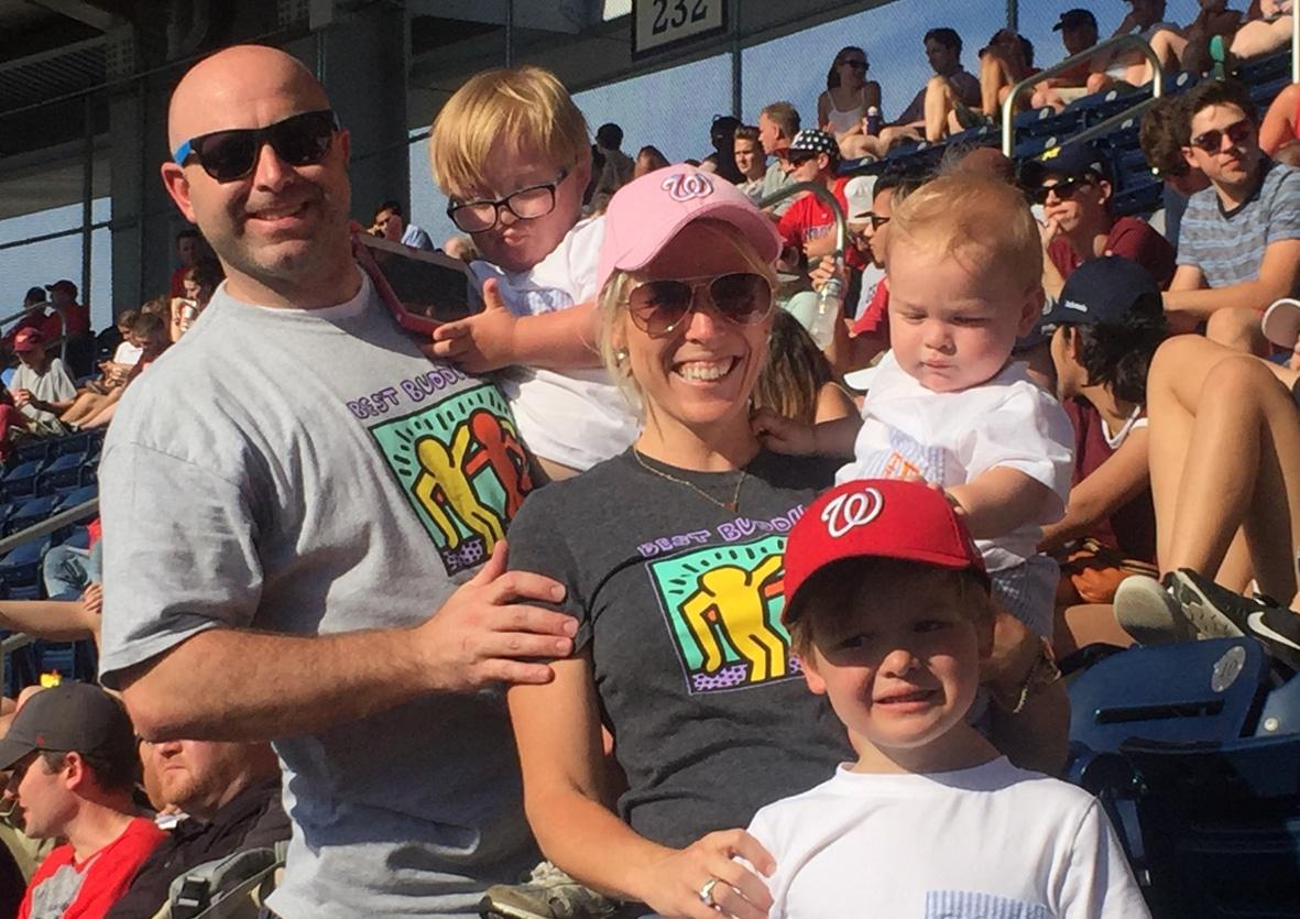 Lindsay Ricks Family Photo